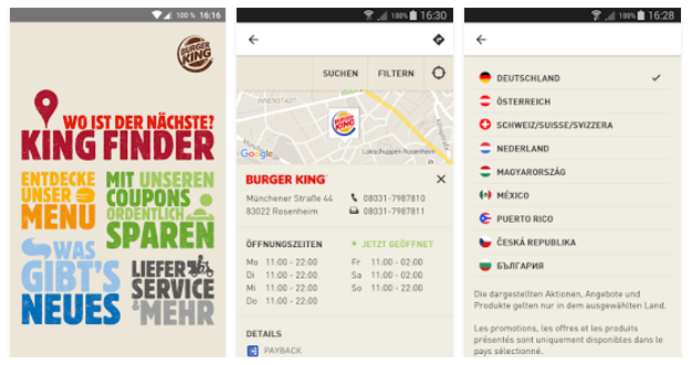 Burger king coupons 2019 ausdrucken
